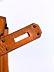 "Detail images: Hermès Birkin-Bag 35 cm ""Orange"""