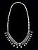 Detailabbildung: Feines Diamantcollier