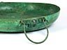 Detail images: Große etruskische Bronzeschale