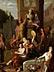Detail images: Gerard Hoet, 1648 Bommel - 1733 Den Haag