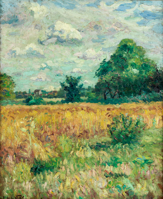 Emmanuel de la Villéon, 1858 Fougères – 1944 Paris,