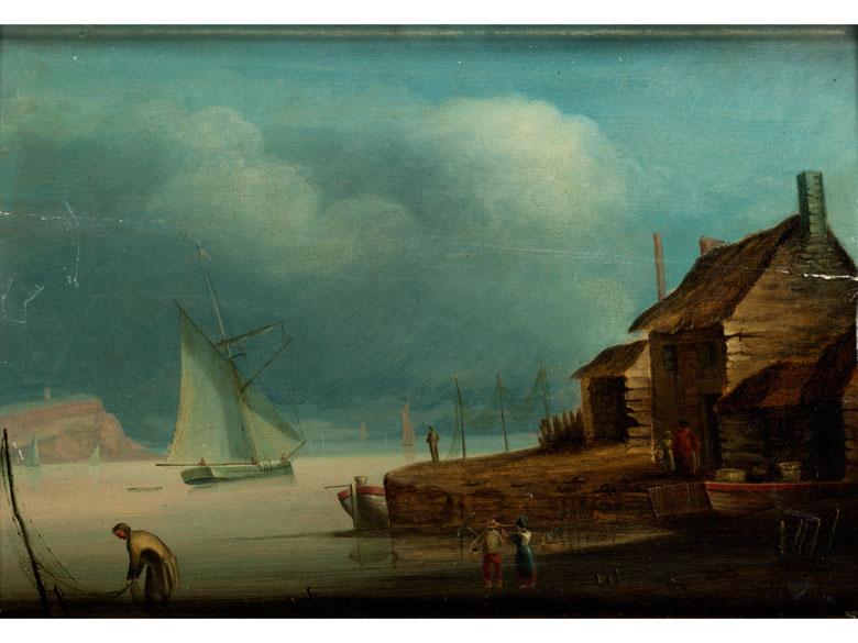 Thomas Luny, 1759 – 1837, zug./ Art des