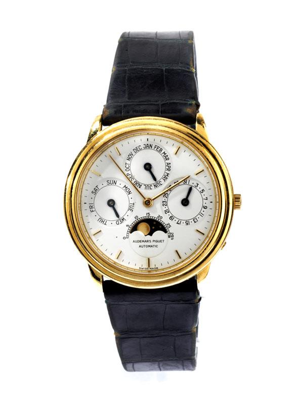 Audemars Piguet ewiger Kalender in Gold