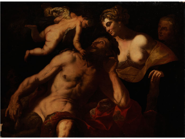 Pietro Paolo Raggi, 1646 Genua – 1724 Bergamo, zug.