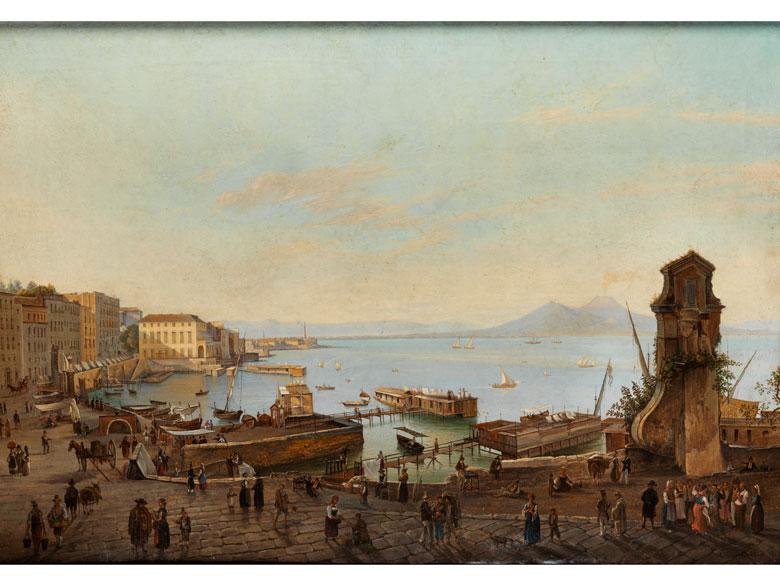 Frans Vervloet, 1795 Mechelen – 1872 Venedig, zug.