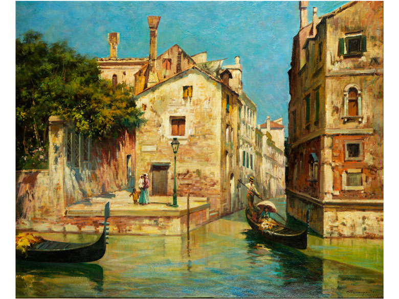 Carlo Brancaccio, 1861 Neapel – 1920