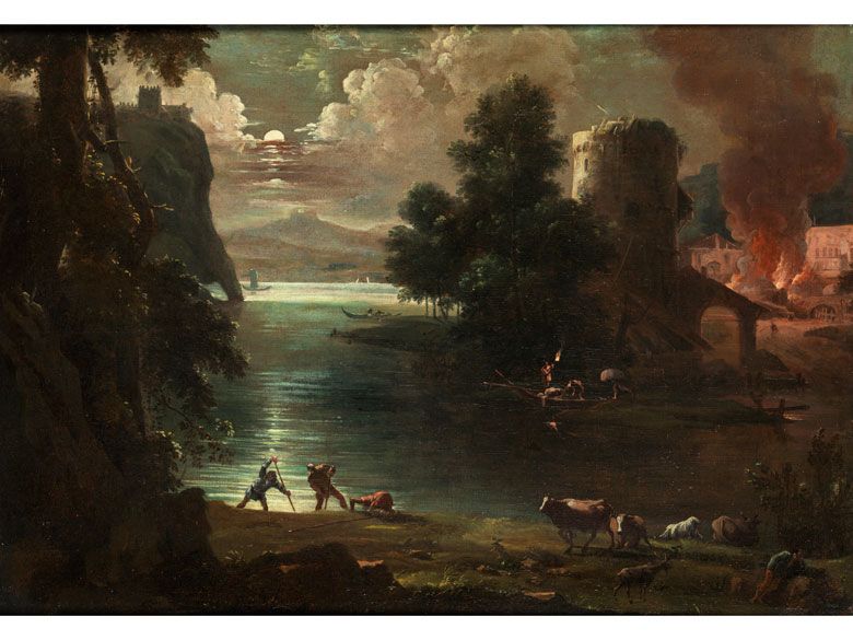 Marco Ricci, 1676 Belluno – 1729 Venedig