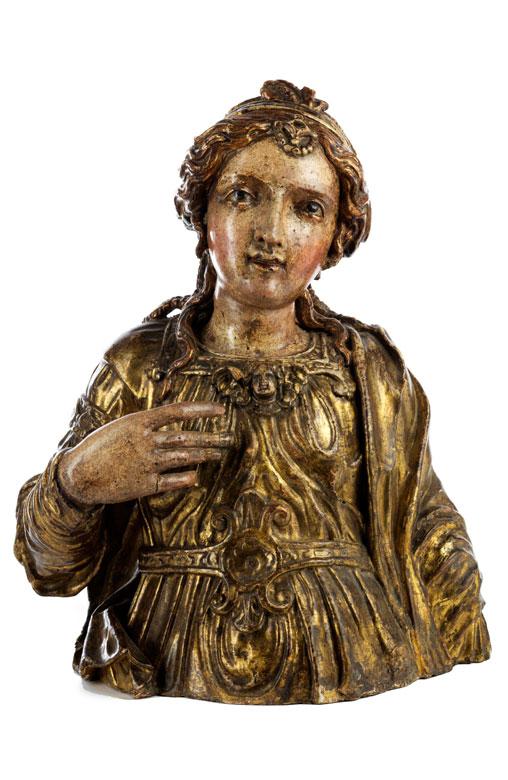 Sieneser Bildhauer des 17. Jahrhunderts, Domenico Arrighetti (1780-1844), zug.