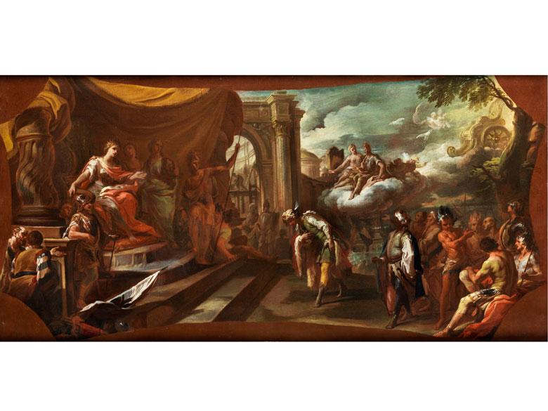 Corrado Giaquinto, 1703 Molfetta – 1765 Neapel
