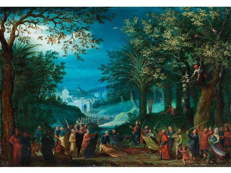 Flämischer Maler, um 1590