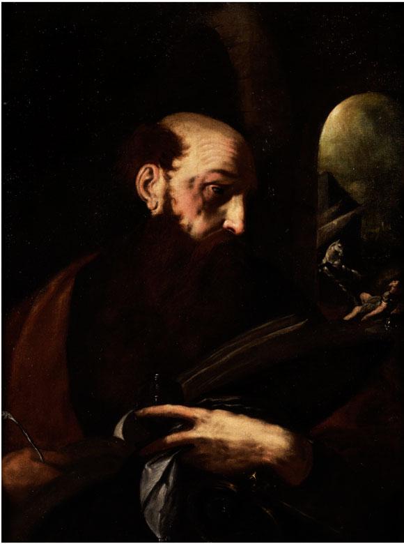 """Giovanni Battista Crespi,genannt """"Il Cerano"""", 1575 Cerano – 1633 Mailand"""
