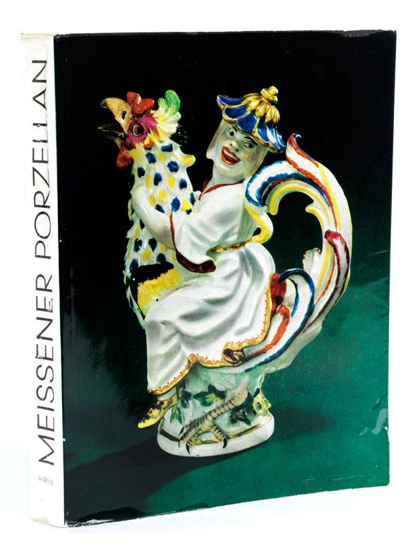 Ausstellungskatalog Meissener Porzellan 1710-1810