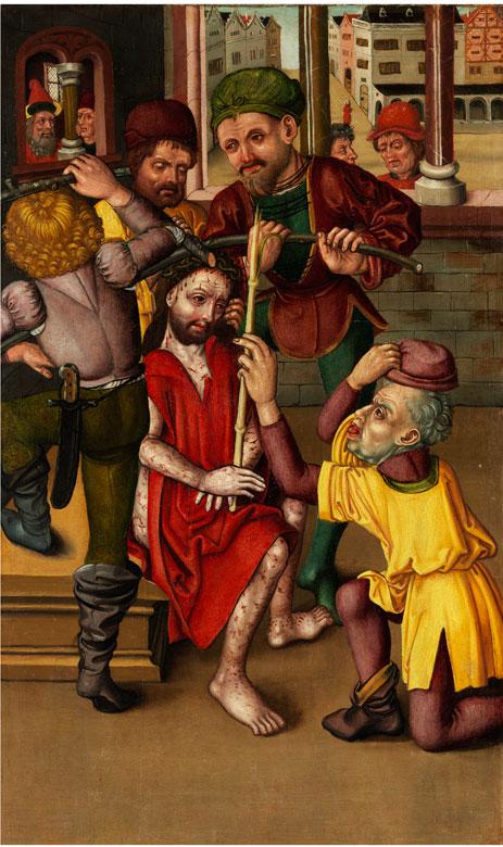 Süddeutscher Maler des 15. Jahrhunderts