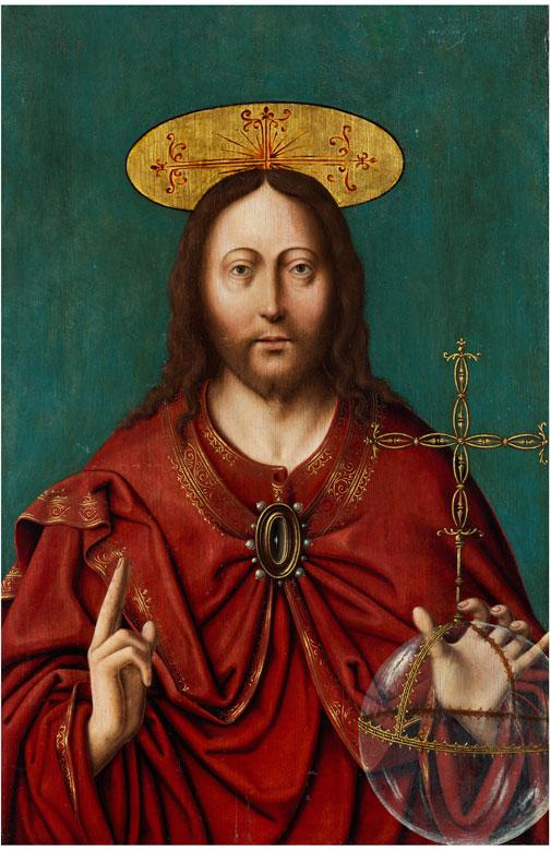 Niederländischer Maler in der Nachfolge des Joos van Cleve, um 1485 – um 1540