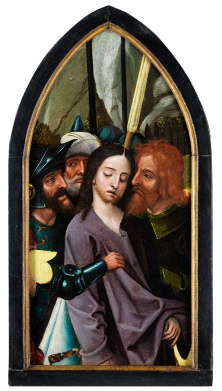 Meister von 1518/ Jan van Dornicke, 1470 – 1527, zug.