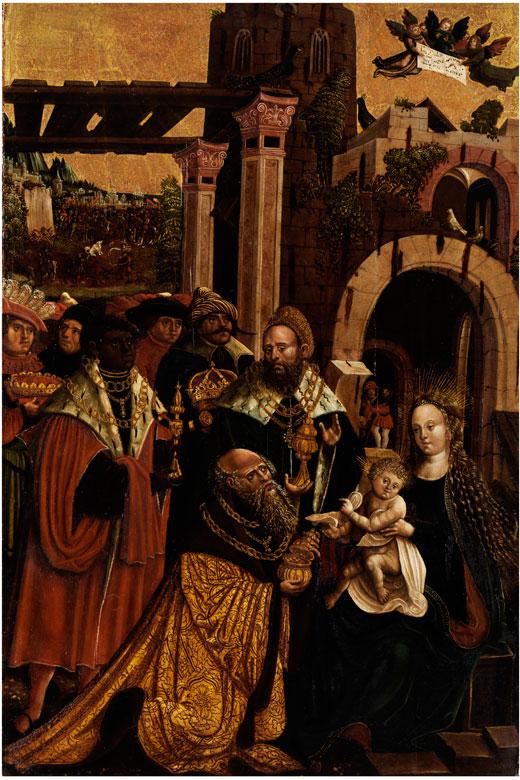 Spätgotischer Meister in der Nachfolge von Jan Pollack, 1475 – 1519