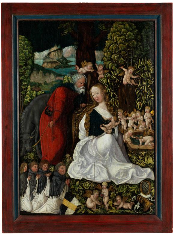 Meister der Donauschule, um 1510/ 15