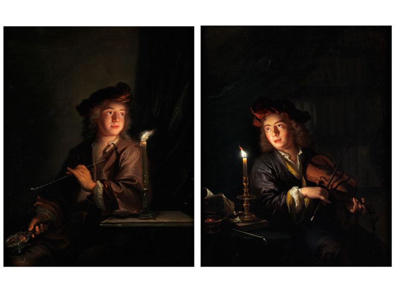 Arnold Boonen, 1669 Dordrecht – 1729 Amsterdam