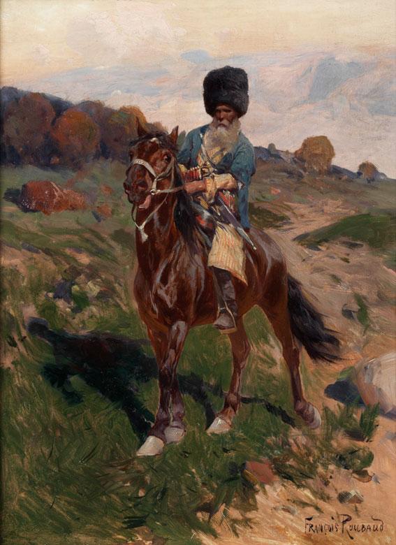 Franz Roubaud, auch Franz Alekseevic Roubaud, 1856 Odessa – 1928 München