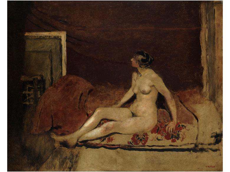 Edouard Vuillard, 1868 Cuiseaux - 1940 La Baule-Escoublac