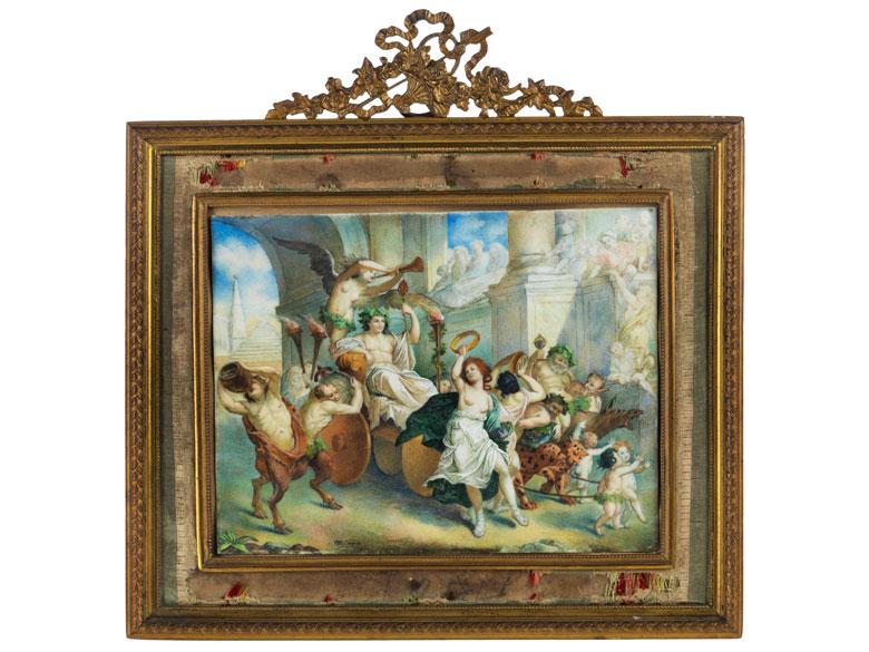 Triumphzug des Bacchus