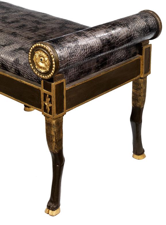 paar au ergew hnliche b nke hampel fine art auctions. Black Bedroom Furniture Sets. Home Design Ideas