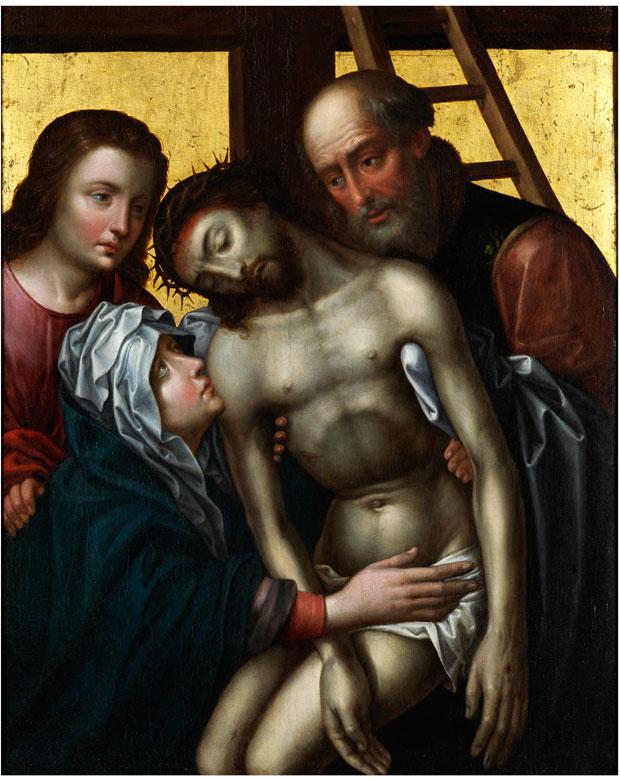 Flämischer Maler des 16. Jahrhunderts