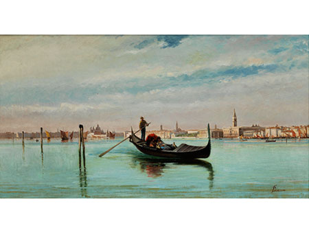 Giovanni Lavezzari, 1817 Venedig – 1881
