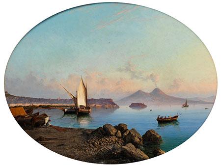 Alessandro La Volpe, 1820 Lucera – 1887/1893 Rom