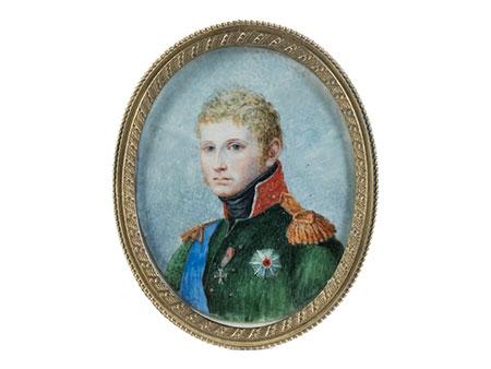 Miniatur Zar Alexander I