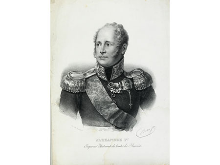 Charles Louis Bazin, 1802 – 1859