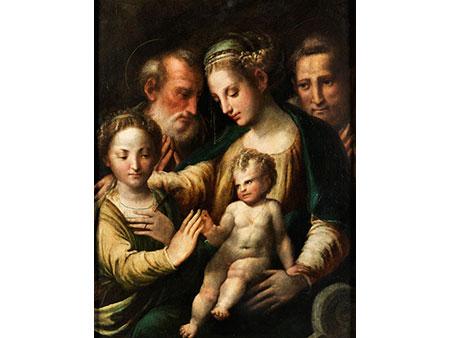 Biagio Pupini dalle Lame, zwischen 1511 und 1551 dokumentiert in Bologna, zug.