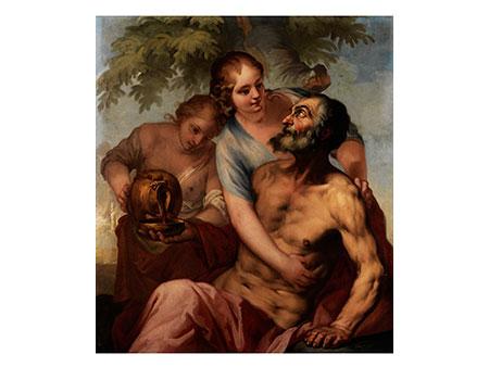 Antonio Zanchi, 1631 – 1722, zug.