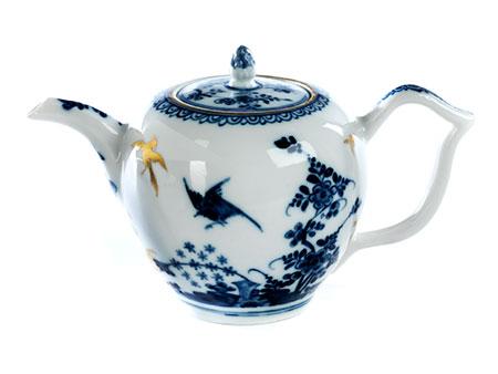 Meissener Teekanne