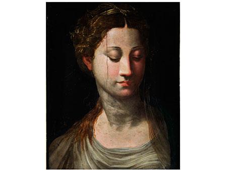 Italienischer Manierist in der Stilnachfolge von Parmigianino