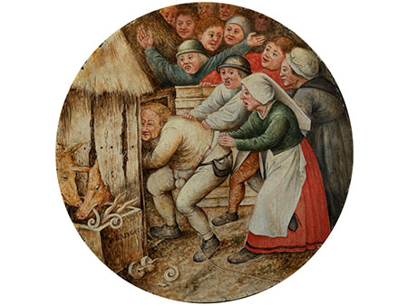 Pieter Brueghel d.J., 1564 – 1636 Antwerpen
