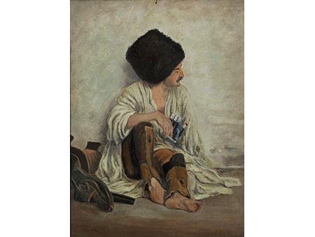 Russischer Maler des 19. Jahrhunderts