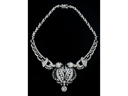 Multivariables Diamantcollier