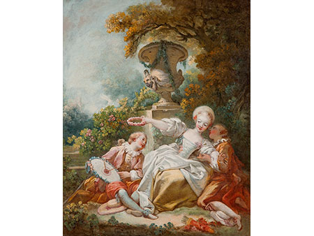 † Jean-Honoré Fragonard, 1732 – 1806