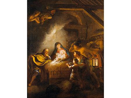 † Jean-François de Troy, 1679 Paris – 1752 Rom