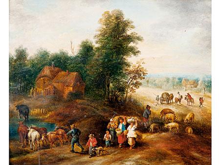 † Théobald Michau, 1676 Tournae – 1765 Antwerpen