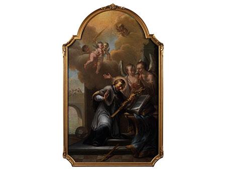 Ignaz Stern, um 1680 Mariahilf – 1748 Rom