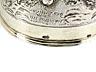 Detail images: † Silberner Kugelfußdeckelbecher