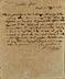 Detail images: Brief von Antonio Canova (1757-1822) an Dominico Selva in Venedig
