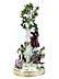 Detail images: Große Meissener Porzellanfigurengruppe