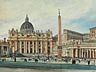 Detail images: Rudolf von Alt, 1812 – 1905 Wien