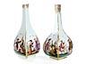 Detail images: Paar seltene Meissener Sakeflaschen