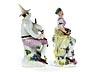 Detail images: Paar seltene Meissener Figuren
