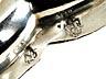 Detail images: Silberner Abendmahlskelch
