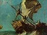 Detail images: Francesco Guardi, 1712 Venedig – 1793, zug.